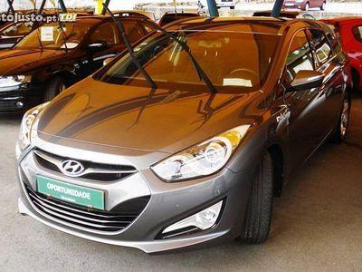 usado Hyundai i40 Sw 1.7Crdi 5P Ac/Gps -