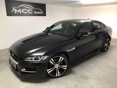 usado Jaguar XE XFR-Sport 2.0D