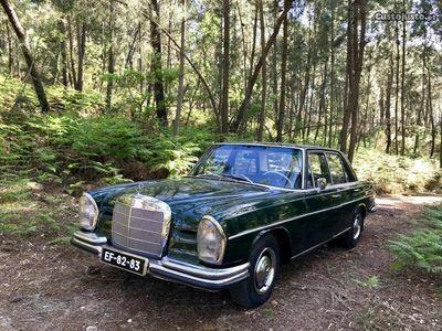 usado Mercedes 250 250de 1968