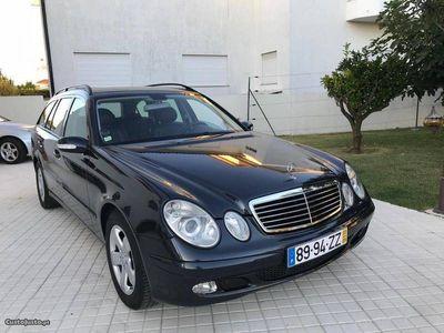 usado Mercedes E220 CDI 150cv Selo 65EUR