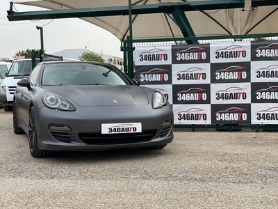 usado Porsche Panamera 4S PDK V8