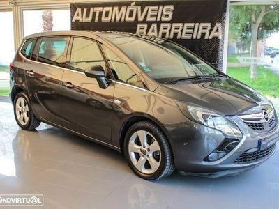 usado Opel Zafira Tourer 2.0 CDTi Cosmo S/S (165cv) (5p)