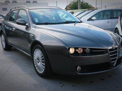 usado Alfa Romeo 159 SW 1.9JTDM 150cv