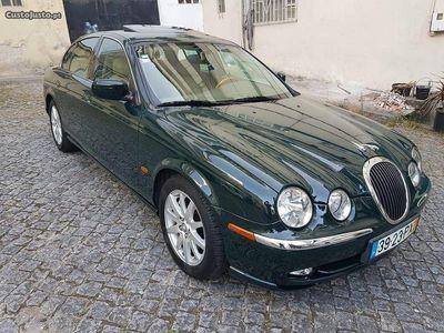 usado Jaguar S-Type 3.0 V6 AC RETOMAS