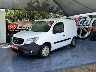 brugt Mercedes Citan 108 CDI