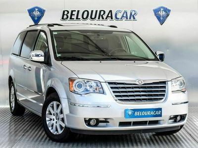 usado Chrysler Grand Voyager 2.8 CRD ATX Limited Stow Go