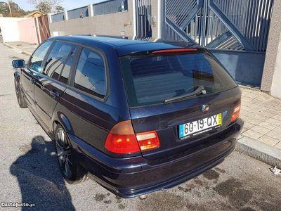usado BMW 320 320 d 150cv sw -