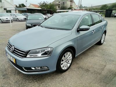usado VW Passat 2.0TDI Edition Confort Bluemotion 140 CV