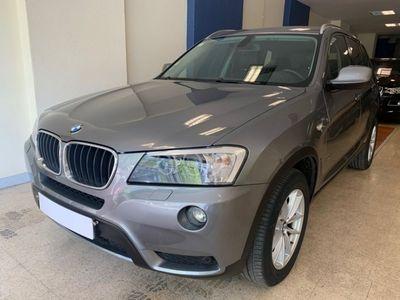 usado BMW X3 SPORT 2.0 D (184 CV) XDRIVE AUTO GPS NACIONAL