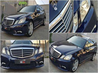 usado Mercedes 250 Classe E StationCDi Avantgarde BlueEfficiency