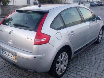 usado Citroën C4 1.6 Hdi Exclusive -
