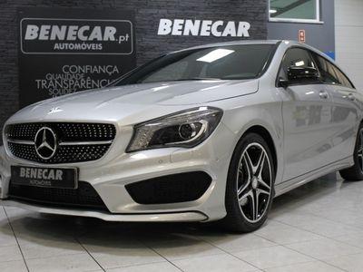 usado Mercedes CLA200 Shooting Brake CDi AMG GPS