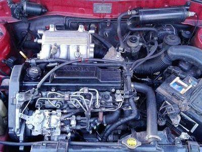 usado Toyota Starlet 1.5D - 92