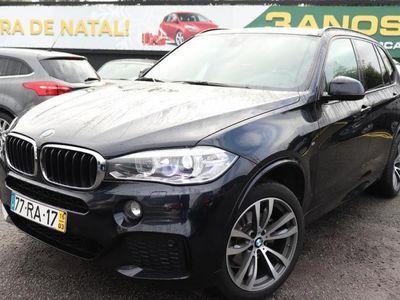 usado BMW X5 25D sDRIVE Pack M 7L