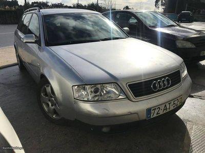 usado Audi A6 2.5 tdi