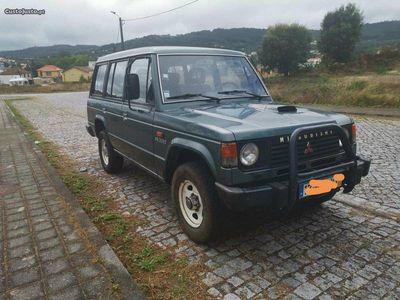 usado Mitsubishi Pajero MK1 5 portas