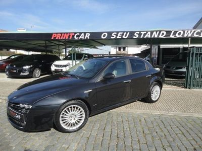used Alfa Romeo 159 1.9 JTDM EXECUTIVE