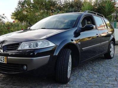 usado Renault Mégane 1.5 DCI 6Velocidades