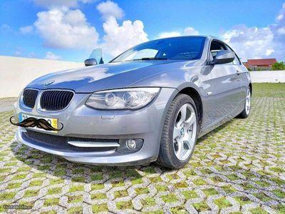 używany BMW 320 coupé