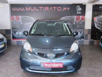 usado Toyota Aygo 1.0