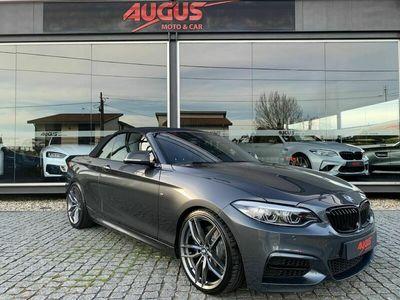 usado BMW M240 Cabrio Pack M