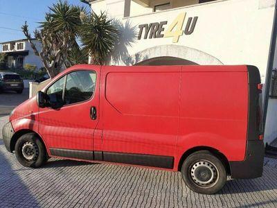usado Opel Vivaro 3 Lugares AC