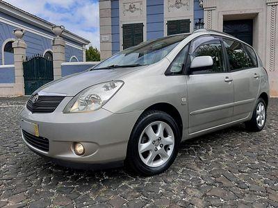 usado Toyota Corolla Verso 1.6 Sol