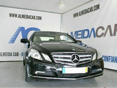 usado Mercedes E350 CDi Avantgarde BlueEfficiency
