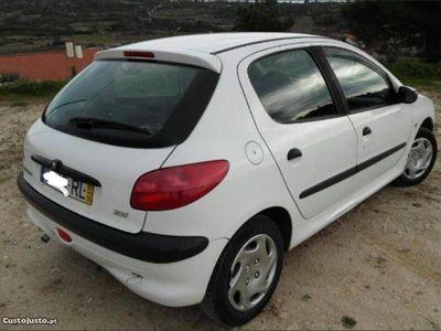 usado Peugeot 206 1.9D -