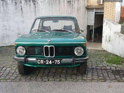 usado BMW 1602 (1974)