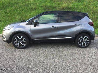 gebraucht Renault Captur Exclusive 1.5 dci