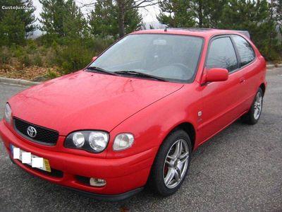 usado Toyota Corolla 1.4 VVTI -