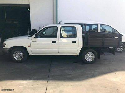 brugt Toyota HiLux D4D