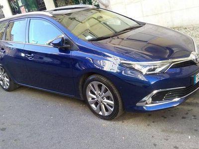 usado Toyota Auris Touring Sports