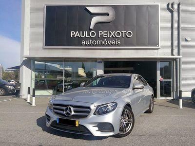 used Mercedes E220 ClasseCDi AMG 9G-Tronic (194cv) (4p)
