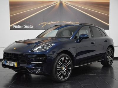 used Porsche Macan Turbo / Performance
