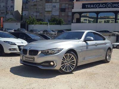 usado BMW 420 d Line Luxury