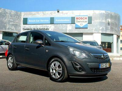usado Opel Corsa 1.3 CDTi Enjoy 89g