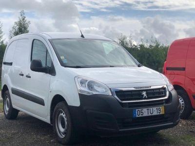 usado Peugeot Partner 1.6 BlueHDi L1