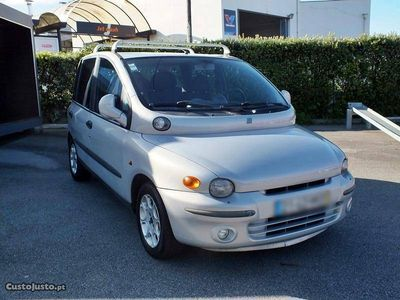 usado Fiat Multipla 1.9 JTD - 99