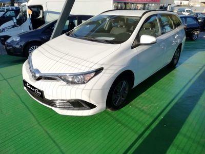 usado Toyota Auris Touring Sports 1.4 D-4D Confort+Navegação