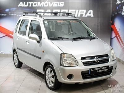 usado Opel Agila 1.3 CDTi Enjoy (70cv) (5p)