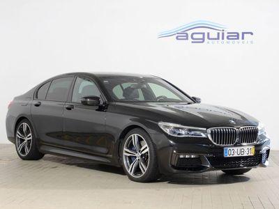 usado BMW 725 d Pack M