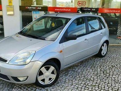 usado Ford Fiesta 1.4 TDCi Ghia