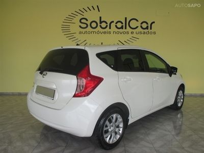 used Nissan Note 1.2 Acenta (80cv) (5p)
