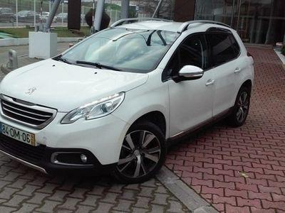 usado Peugeot 2008 1.6 e hdi allure