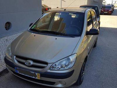 brugt Hyundai Getz 1.1