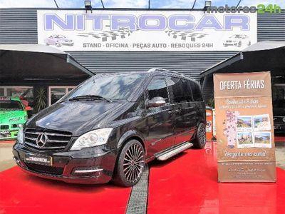 usado Mercedes Viano 2.2 CDi Trend Longo