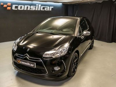 usado DS Automobiles DS3 1.6HDI Sport Chic Pack Navi
