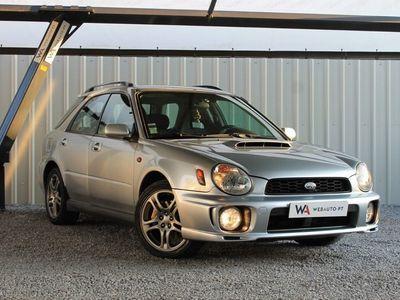 usado Subaru Impreza SW 2.0 WRX Turbo